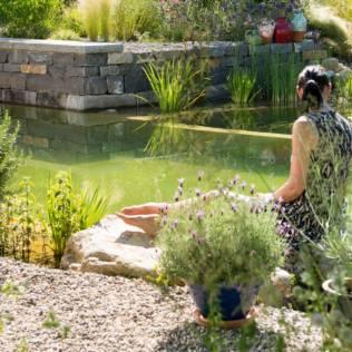 «Darum ist jeder Schwimmteich-Garten natürlich individuell…»