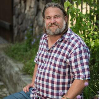 Team Gartenpflege Geschäftsleitung Michael Suter