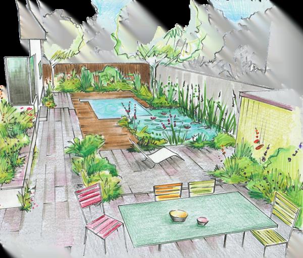 garten zeichnen comment faire un plan de jardin