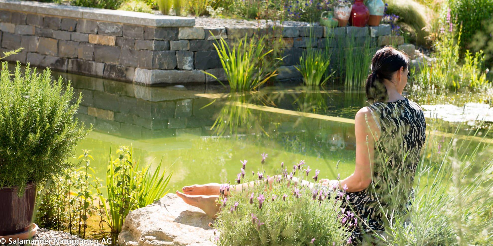 Relaxen in der eigenen Wellnessoase zu Hause