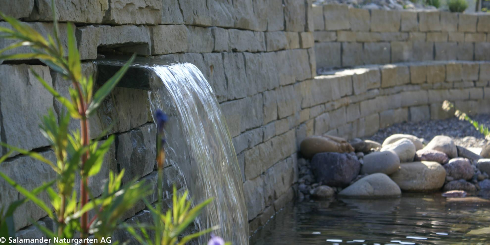 Einzigartige Gärten im Einklang mit der Natur
