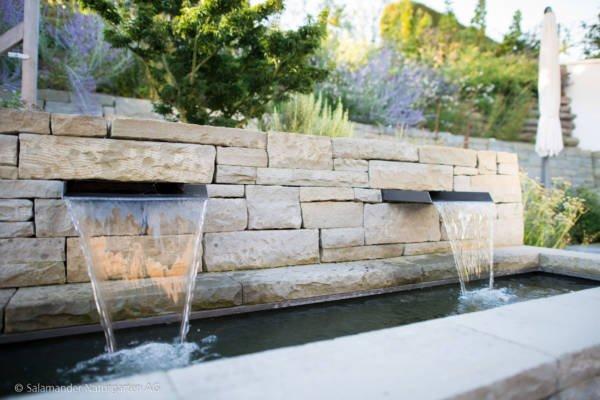 Gartengestaltung Mauersteine, trockenmauern in der gartengestaltung - salamander naturgarten ag, Design ideen