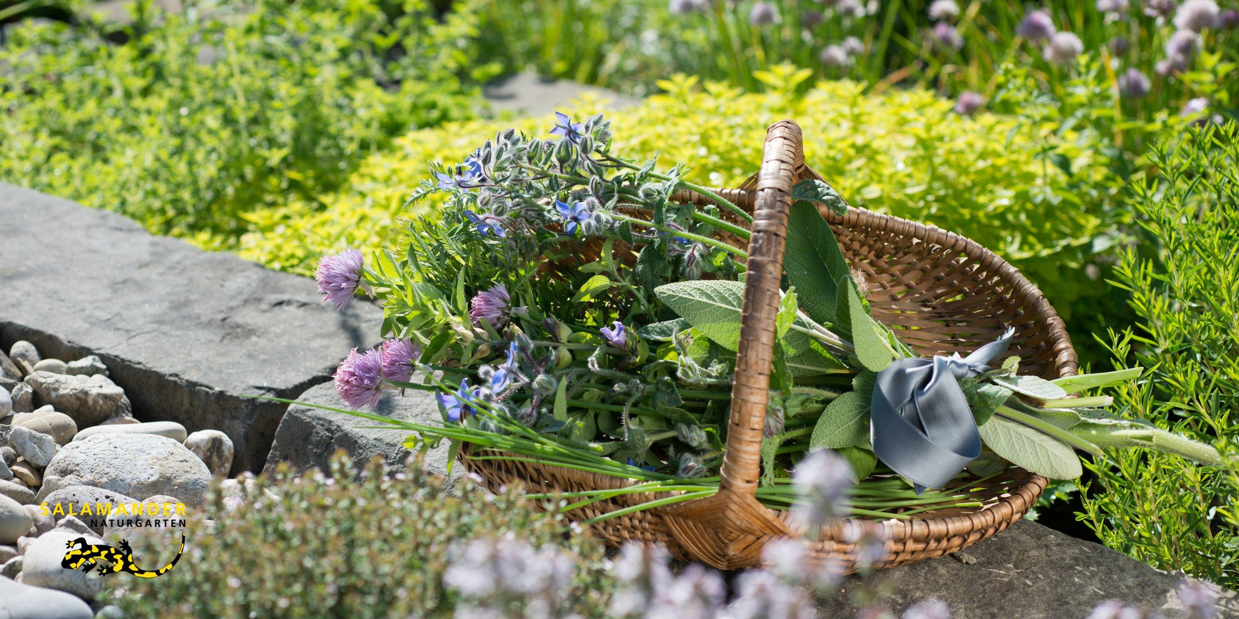 Mehr Zeit für die schönen Dinge im Garten